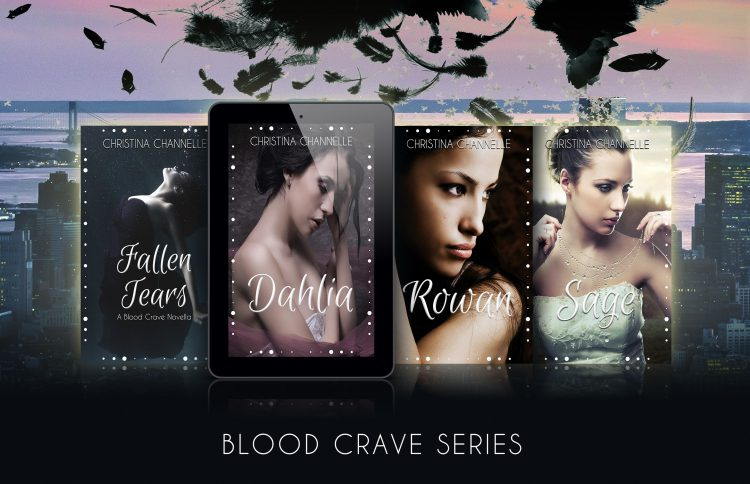 Digging into the Characters of the Blood Crave Series