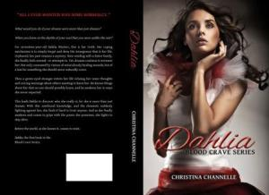 DAHLIA, Blood Crave Series #1