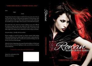 ROWAN, Blood Crave Series #2
