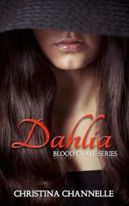 Dahlia Kindle Cover