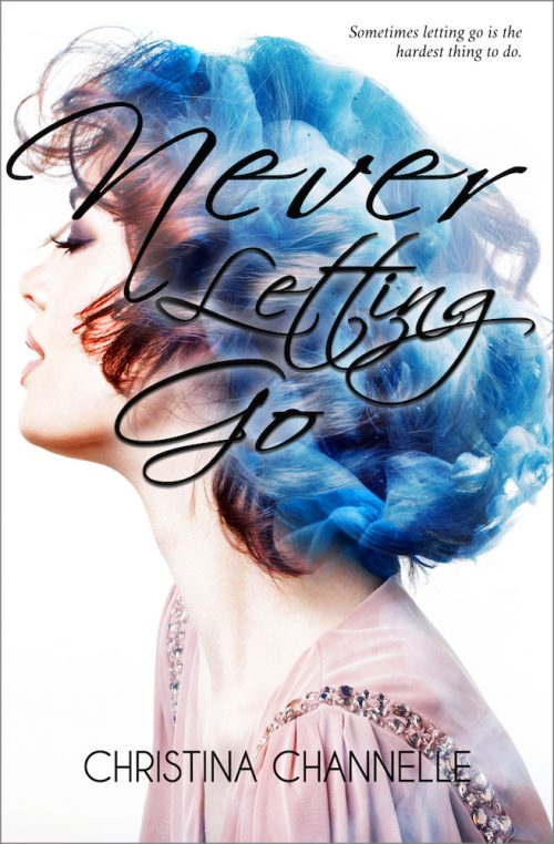 Cover Reveal: Never Letting Go